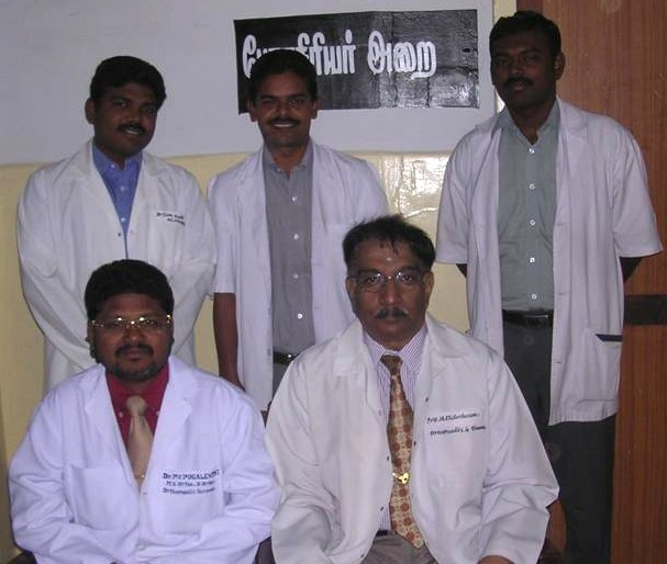 Government Rajaji Hospital team